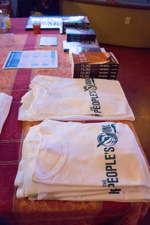 Shirts we screenprinted