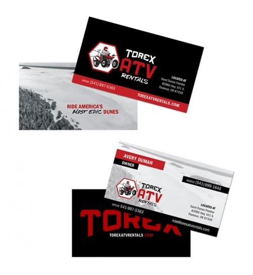 torex-business-cards